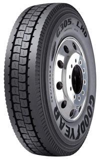 G305 LHD Fuel MAX Tires