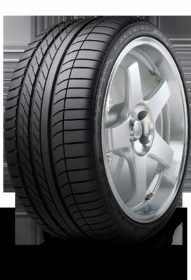 Eagle F1 Asymmetric Tires