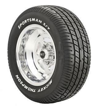 Sportsman S/T Radial Tires