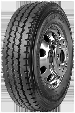 SP 581 Tires